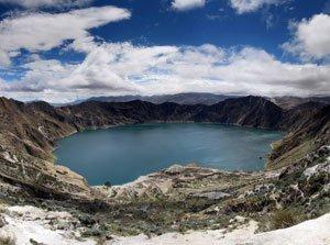 Dónde dormir en la laguna del volcán Quilotoa de Ecuador