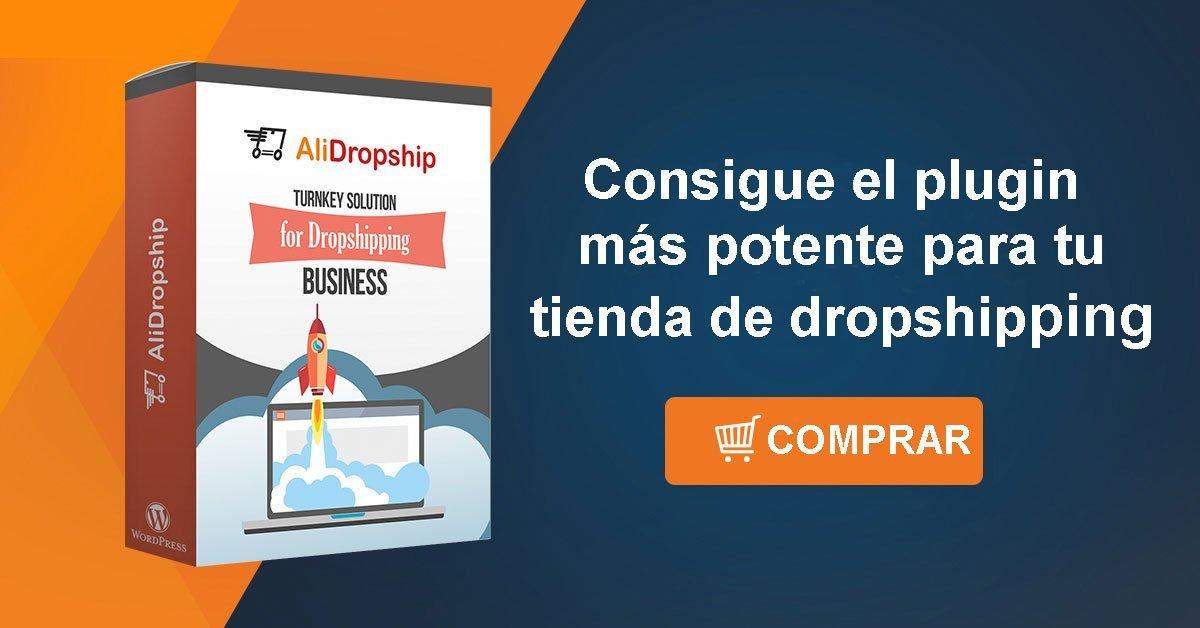 Alidropship plugin Woocommerce dropshipping Aliexpress barato casi gratis