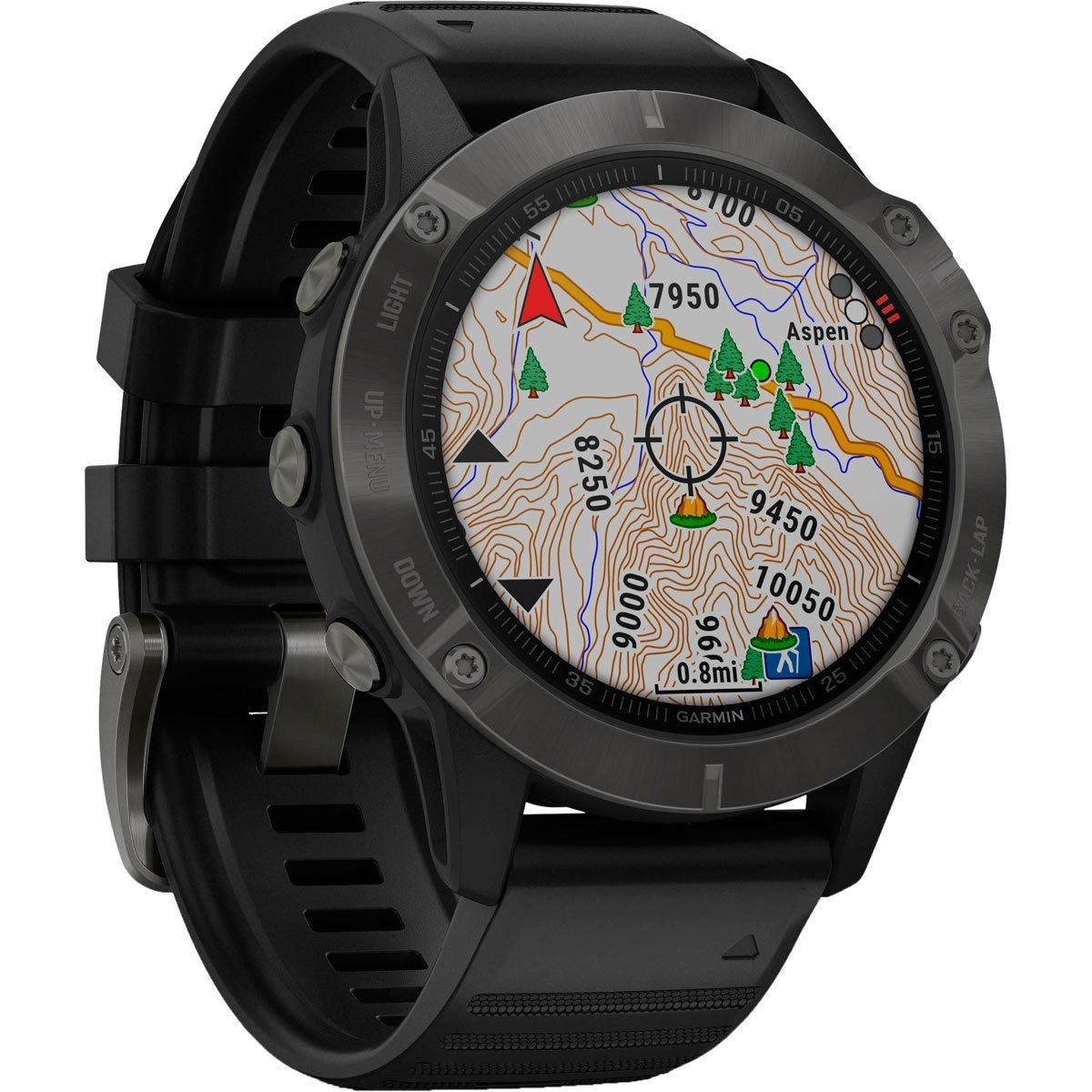 Garmin Fenix 6 mejor reloj deportivo GPS multideporte