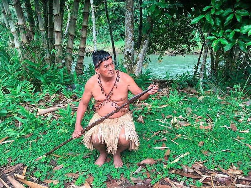 quichua de Misahualli