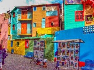 El caminito en Buenos Aires y el mítico barrio de la Boca. Qué ver, hacer, llegar y tours