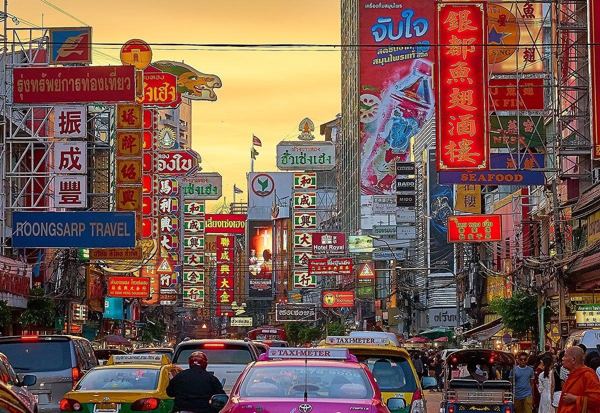 Aprender tailandés básico para viajeros que vayan a viajar a Tailandia