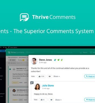 Thrive comments plugin comentarios blog WordPress opinion review