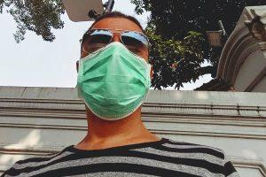 Experiencia COVID-19 coronavirus en Bangkok Tailandia