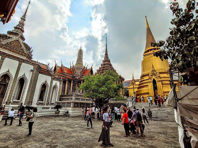 Buda Esmeralda Bangkok
