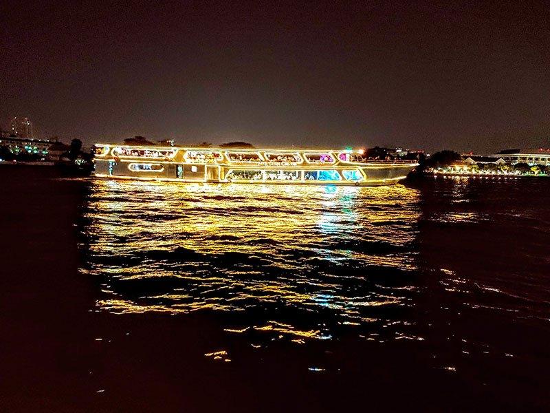 Crucero de lujo Bangkok