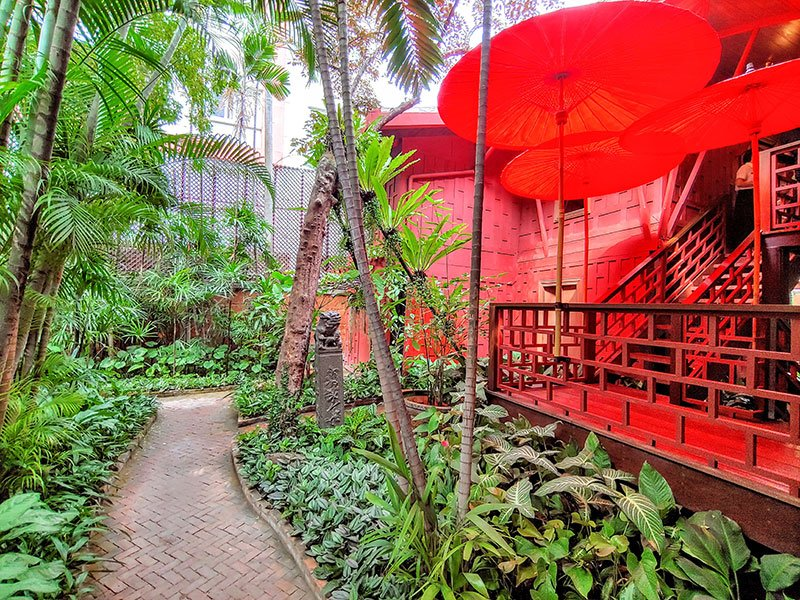 Jim Thompson Museum Bangkok
