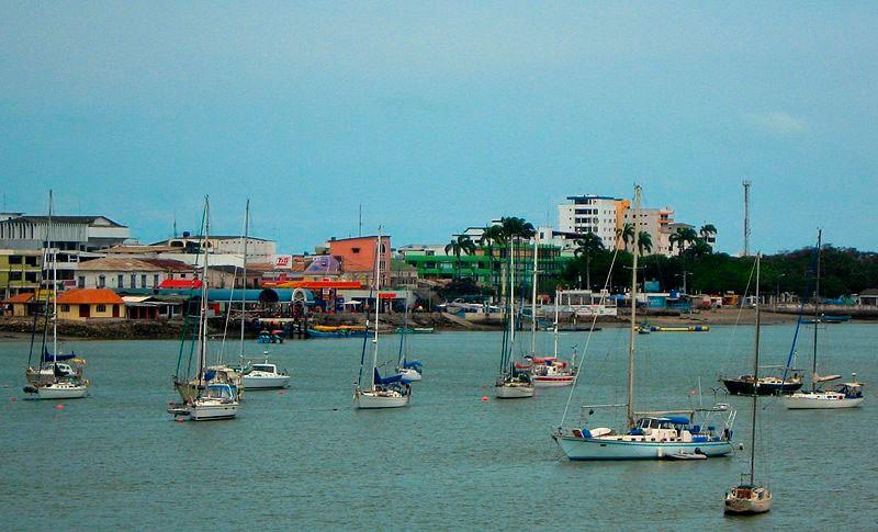 Bahía de Caráquez Ecuador