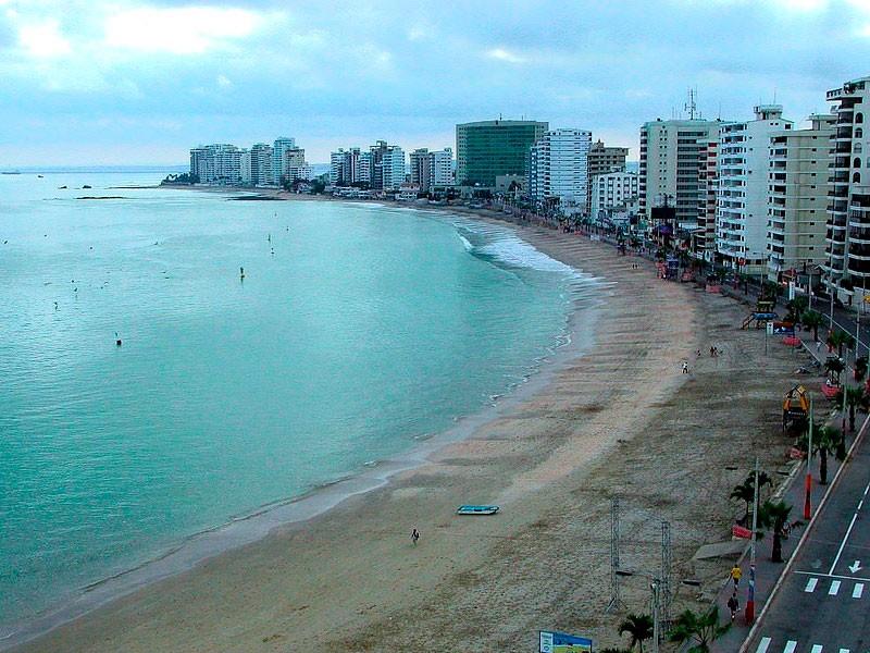 Playa Chipipe Salinas Ecuador