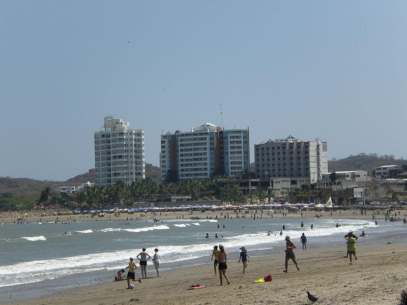 Playa de General Villamil o Playas