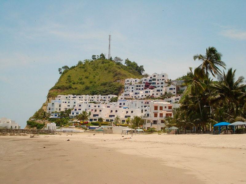 Playa de Same Casablanca Ecuador
