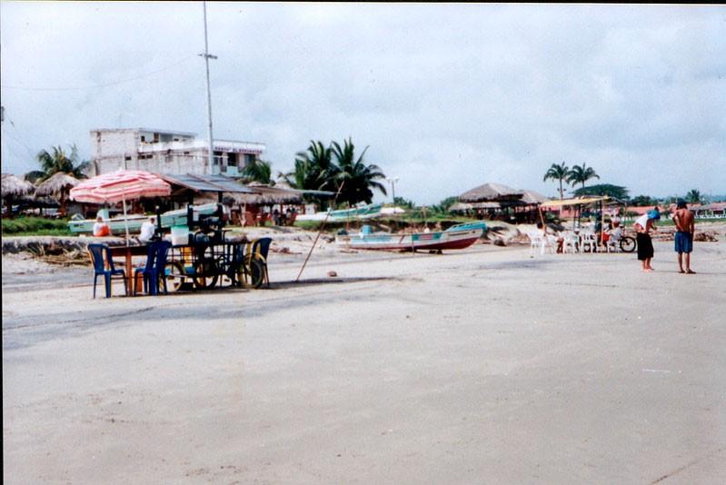Playa de Tonsupa