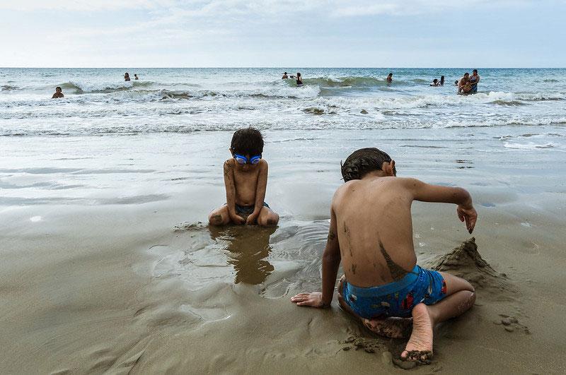 Playa el Murcielago de Manta