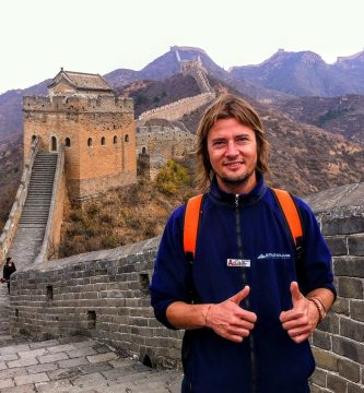 Tour Gran Muralla China Jinshanling