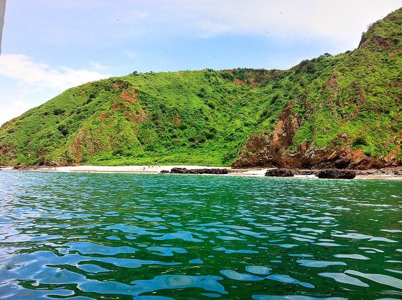 Tour isla de Salango Ecuador