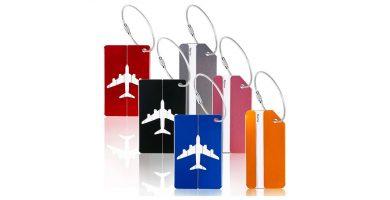 Identificadores de maletas personalizados y originales