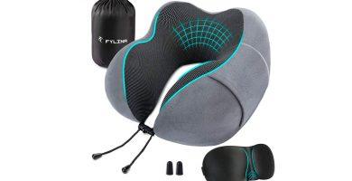 Comprar almohadas de viaje para cuello y cervicales