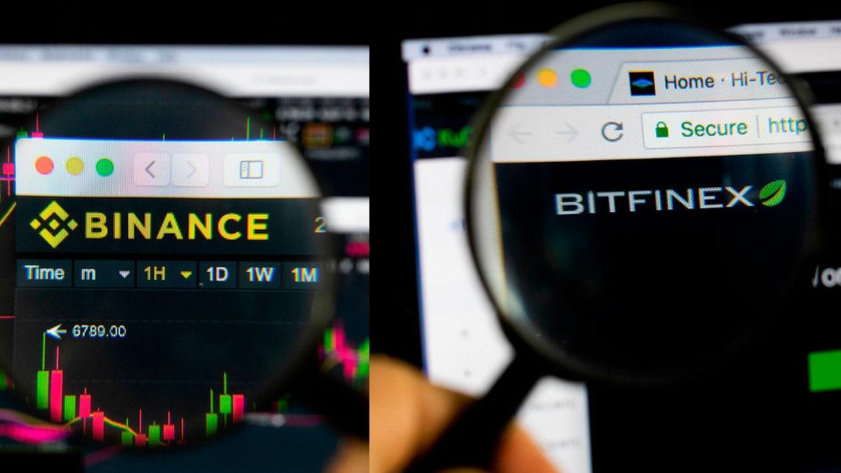 Binance y Bitfinex, ¿los mejores exchanges de bitcoin y criptomonedas?