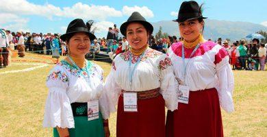 Pueblo Cayambis Ecuador