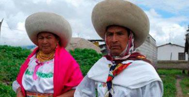 Pueblo Natabuela Ecuador
