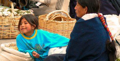 Pueblo Otavalo Ecuador