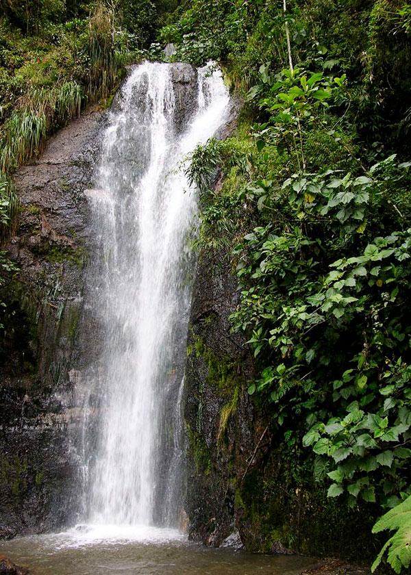 Cascada Guagrapamba
