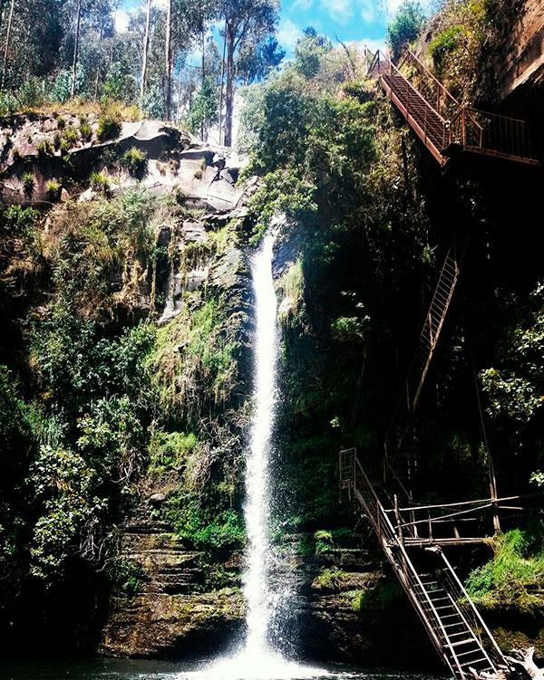 Cascada Rumibosque