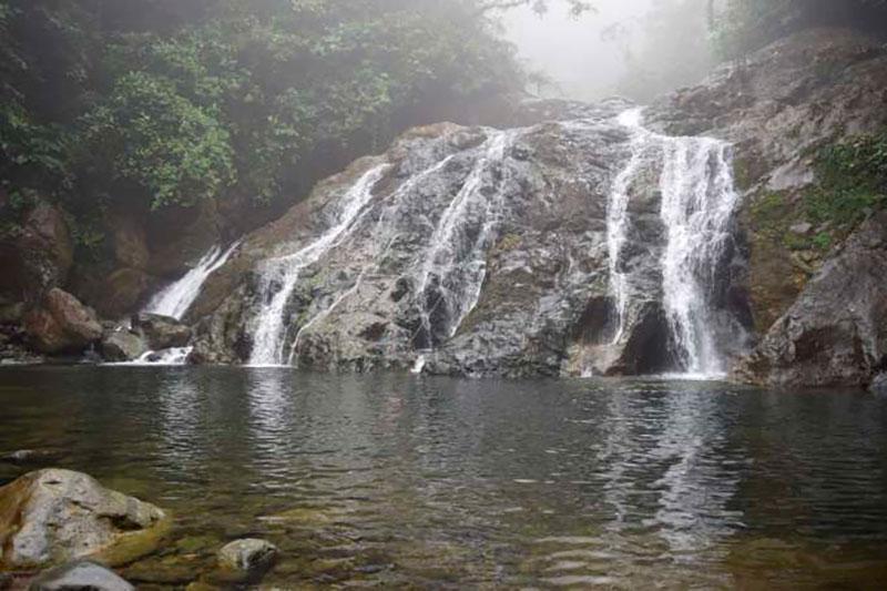 Cascadas de Santo Domingo de los Tsáchilas