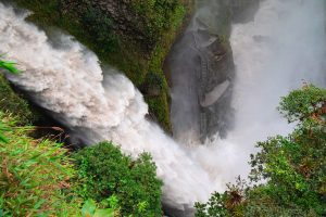 Mejores cascadas de Ecuador