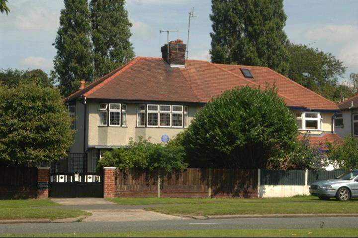 Casa de John Lennon en Liverpool
