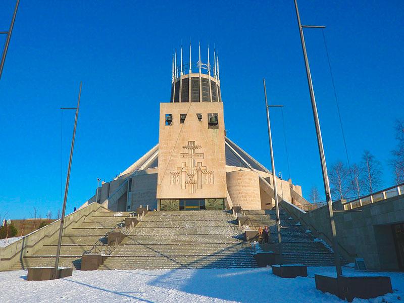 Catedral anglicana metropolitana de Liverpool