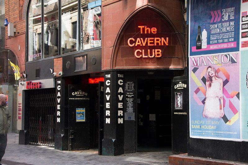 Club La Caverna en Liverpool