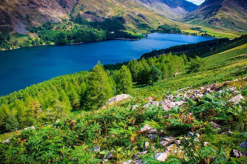 Distrito de los lagos, Inglaterra