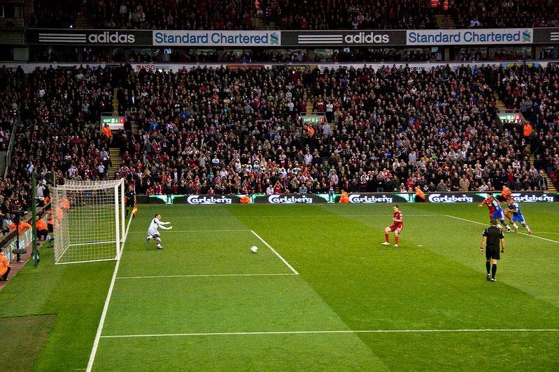 Ir a un partido del Liverpool entradas