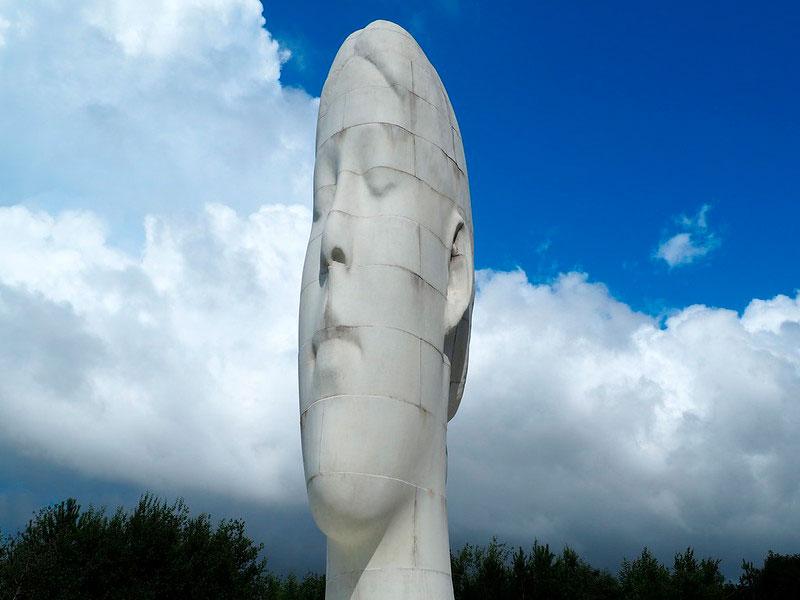 La escultura Dream