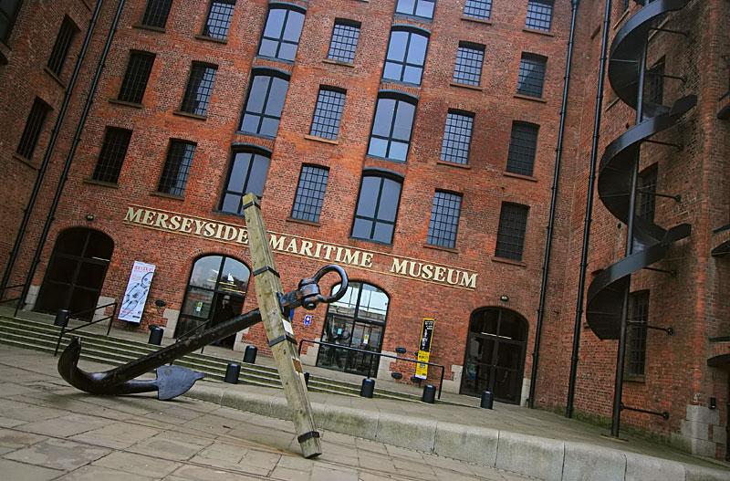 Museo Marítimo del Merseyside