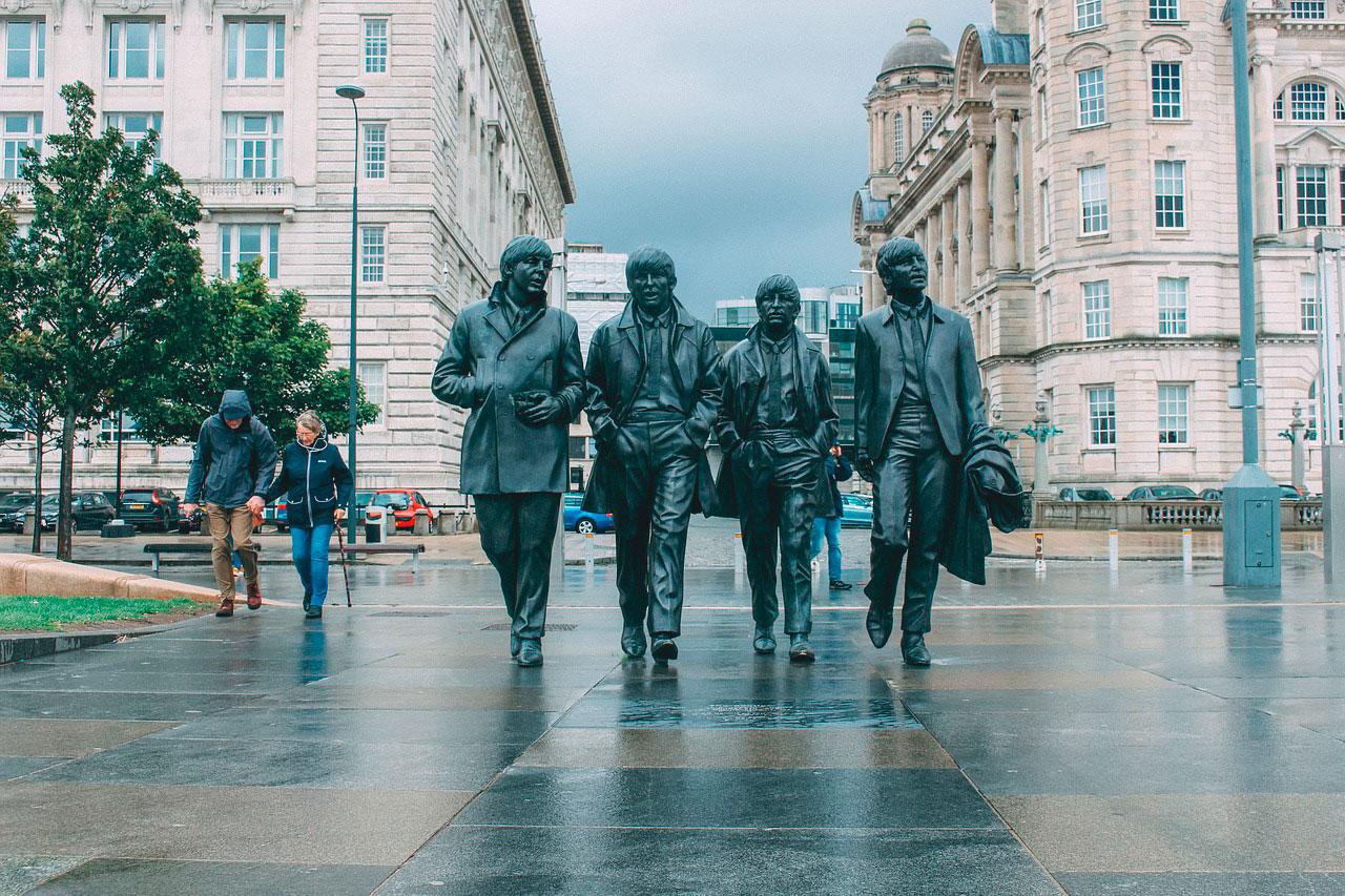 Qué ver en Liverpool: turismo en la ciudad de los Beatles