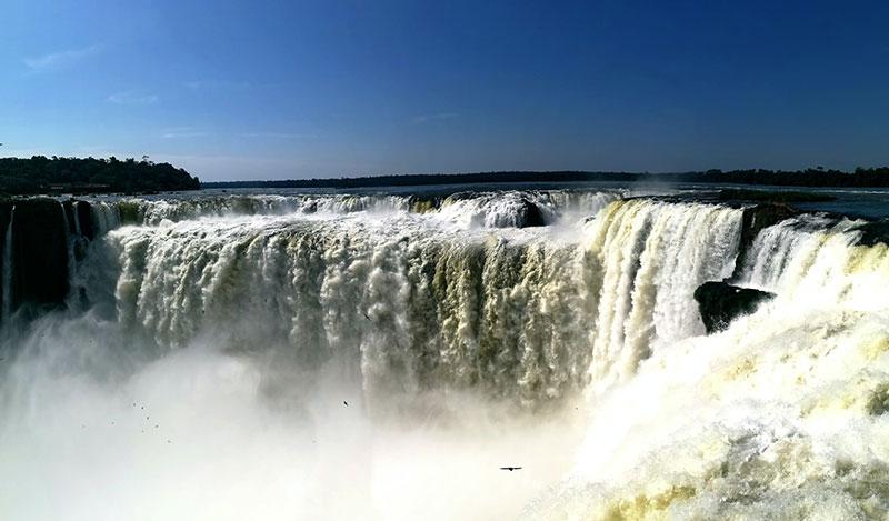 Garganta del diablo Iguazú