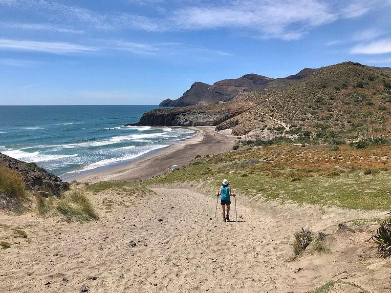 Cala del Barronal, Cabo de Gata