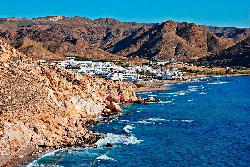 Playa de las Negras, Cabo de Gata