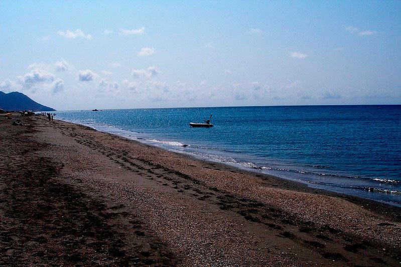 Playa del Charco de Cabo de Gata