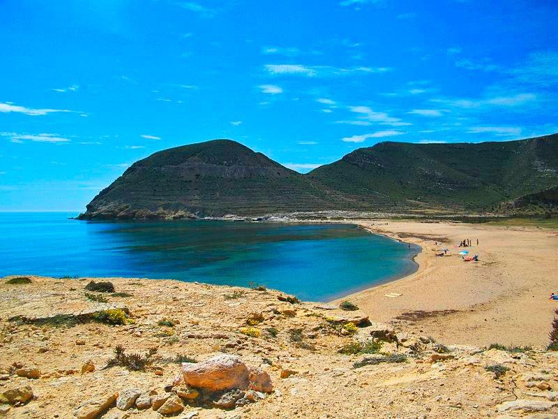 Playa del Playazo de Rodalquilar, Almería