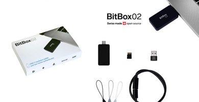 BitBox02 hardware wallet bitcoin