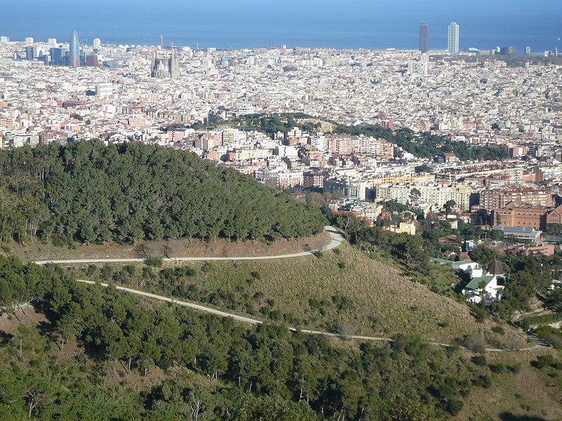 Carretera de les Aigües Barcelona