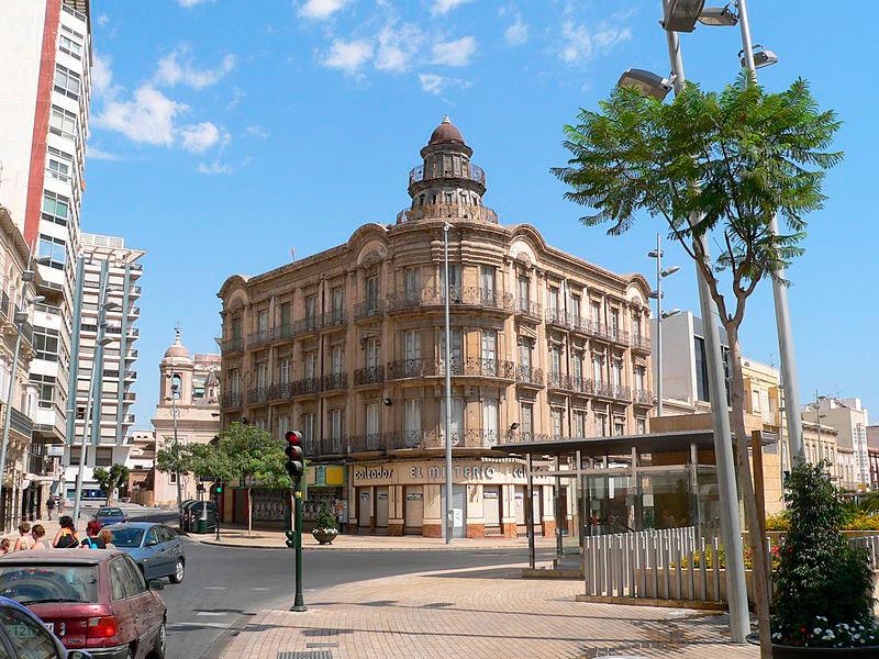 Casa de las Mariposas de Almería