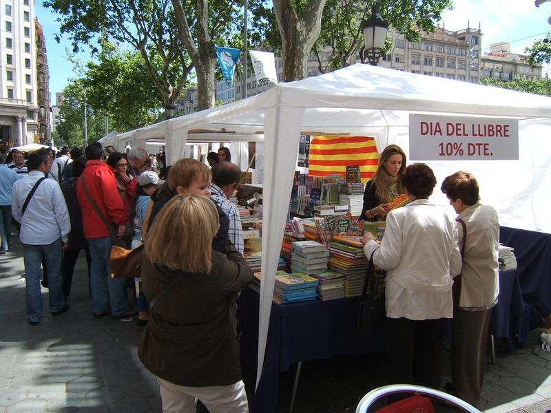 Diada de Sant Jordi de Barcelona