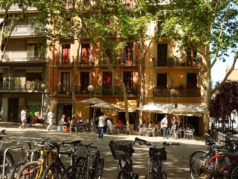 El barrio de Gràcia, Barcelona