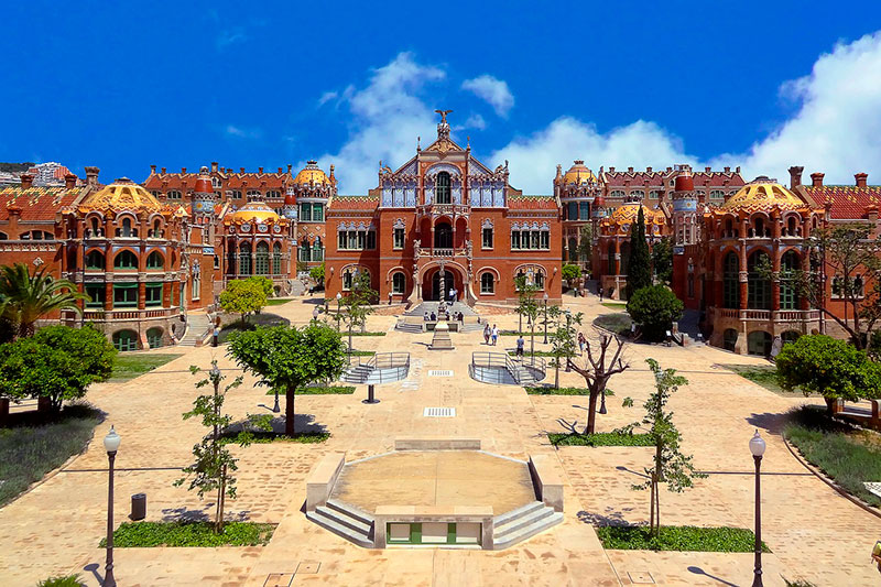 Hospital de Sant Pau de Barcelona