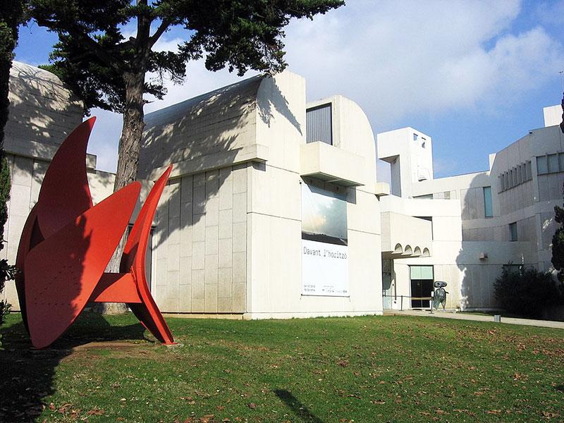 La fundación Joan Miró