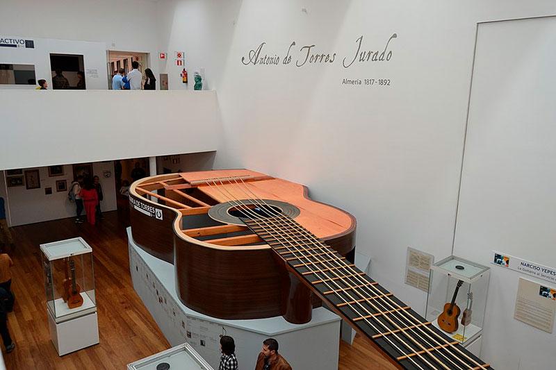 Museo de la Guitarra Antonio de Torres Almería